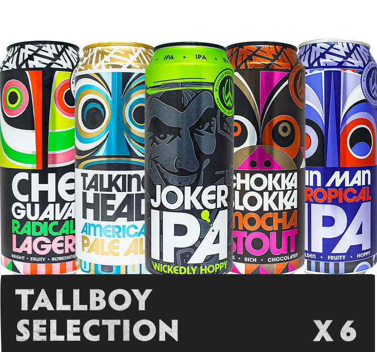 Tallboy Selection