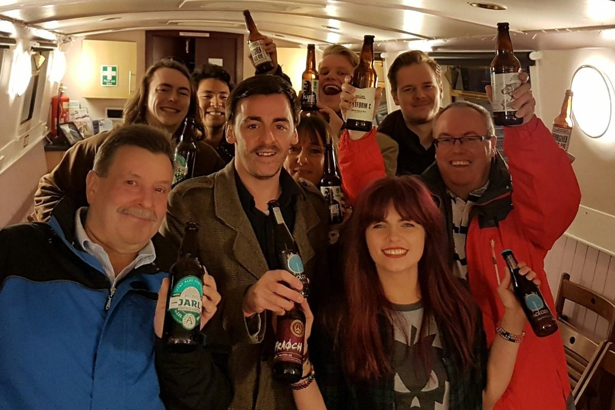 COMPETITION - Beer Union Cruise