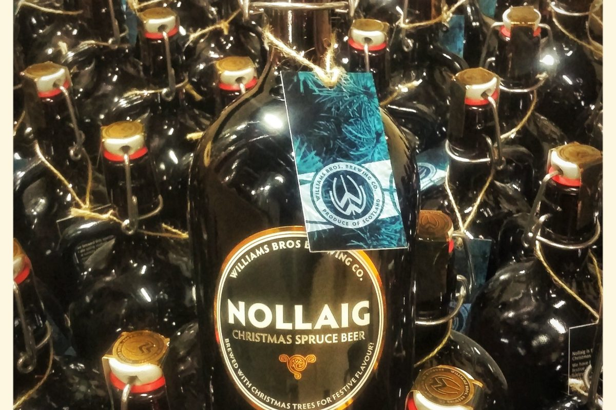Nollaig Growler Release