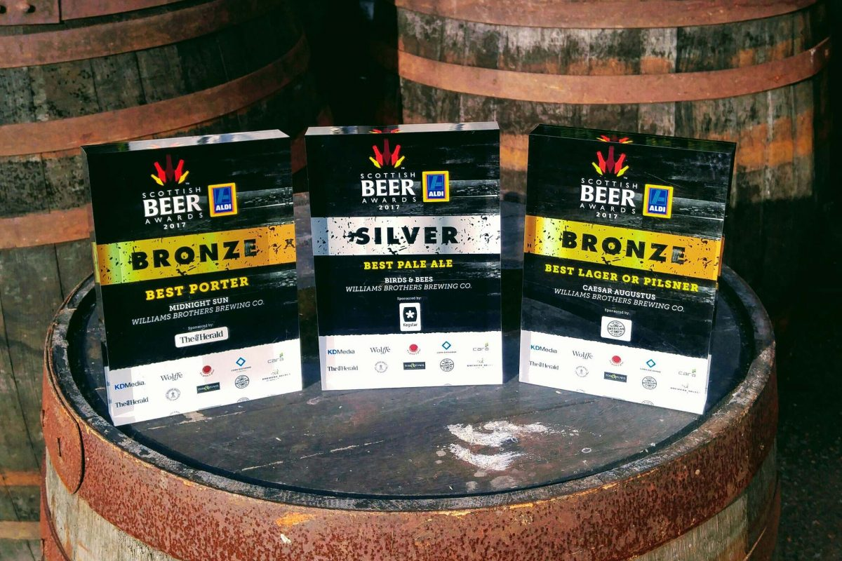 SIBA & Scottish Beer Awards