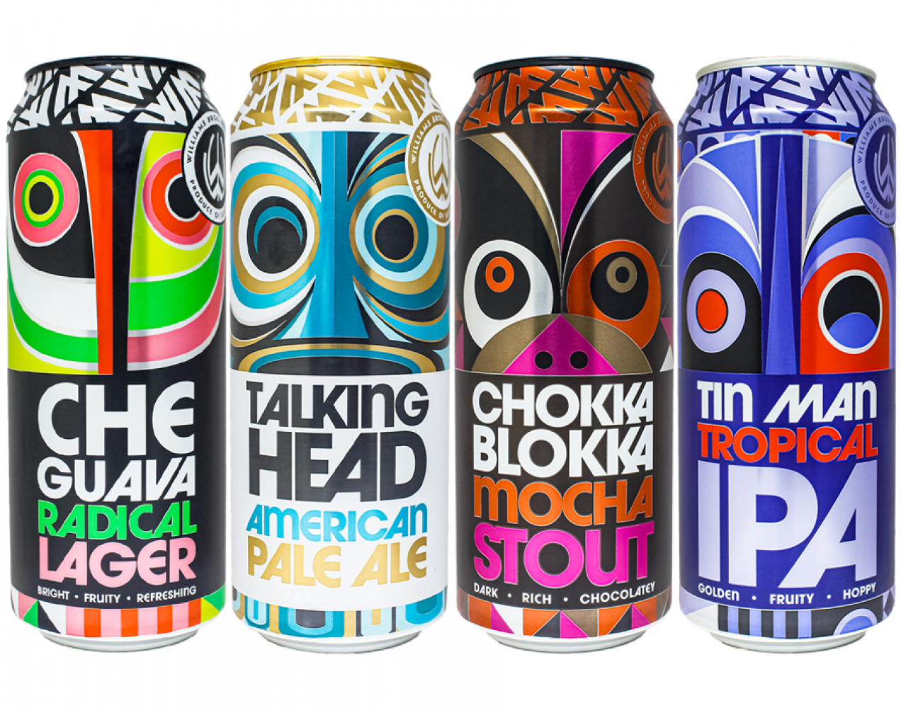 Totemic Tallboys