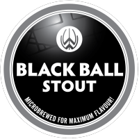 Black Ball Keg